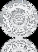 Swarovski Round Stone 1681 MM 16,0 CRYSTAL F(48pcs)