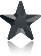 Swarovski Flat Back 2817 MM 5,0 JET HEMAT M HF(720pcs)