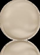 Swarovski 5860 MM 10,0 CRYSTAL PLATINUM PEARL(100pcs)