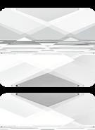 Swarovski Bead 5055 MM 10,0X 8,0 CRYSTAL(72pcs)