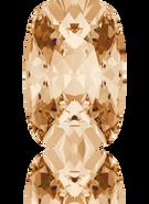 Swarovski Fancy Stone 4568 MM 14,0X 10,0 CRYSTAL GOL.SHADOW F(72pcs)