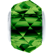 Swarovski 5948 MM 14,0 DARK MOSS GREEN STEEL(12pcs)