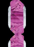 Swarovski 5929 MM 14,0 FUCHSIA STEEL(12pcs)