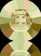 Swarovski 3018 MM 18,0 CRYSTAL LUMINGREEN(24pcs)