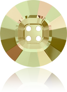 Swarovski 3018 MM 23,0 CRYSTAL LUMINGREEN(16pcs)