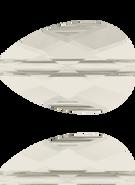 Swarovski Bead 5056 MM 10,0X 6,0 CRYSTAL SILVSHADE(144pcs)