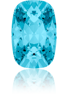 Swarovski Fancy Stone 4568 MM 14,0X 10,0 AQUAMARINE F(72pcs)