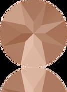 Swarovski Round Stone 1188 SS 17 CRYSTAL ROSE GOLD F(1440pcs)