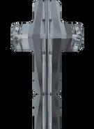 Swarovski 5378 MM 14,0 CRYSTAL SILVNIG2(72pcs)