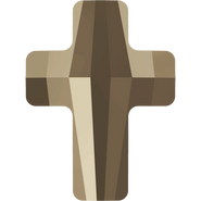 Swarovski 5378 MM 18,0 CRYSTAL METLGTGO2X(48pcs)