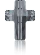 Swarovski 5378 MM 18,0 CRYSTAL SILVNIG2(48pcs)
