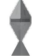 Swarovski 5747 MM 16,0X 8,0 CRYSTAL SILVNIG2(96pcs)
