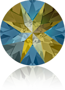 Swarovski Round Stone 1188 SS 17 CRYSTAL IRIDESGR F(1440pcs)