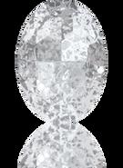 Swarovski Fancy Stone 4127 MM 30,0X 22,0 CRYSTAL SILVER-PAT F(24pcs)