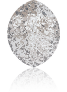 Swarovski Fancy Stone 4224 MM 10,0X 8,0 CRYSTAL SILVER-PAT F(144pcs)