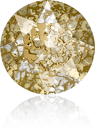 Swarovski 1088 PP 32 CRYSTAL GOLD-PAT F(1440pcs)