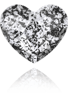 Swarovski Flat Back 2808 MM 10,0 CRYSTAL BLACK-PAT F(144pcs)
