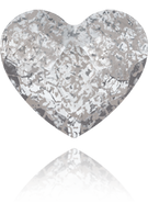 Swarovski Flat Back 2808 MM 6,0 CRYSTAL SILVER-PAT F(288pcs)