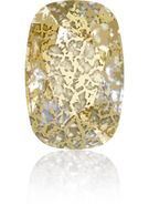 Swarovski Fancy Stone 4568 MM 14,0X 10,0 CRYSTAL GOLD-PAT F(72pcs)