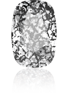Swarovski Fancy Stone 4568 MM 14,0X 10,0 CRYSTAL BLACK-PAT F(72pcs)