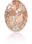 Swarovski Fancy Stone 4127 MM 30,0X 22,0 CRYSTAL ROSE-PAT F(24pcs)