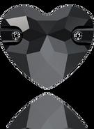 Swarovski Sew-on 3259 MM 16,0 JET(30pcs)