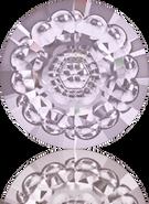 Swarovski Round Stone 1681 MM 12,0 SMOKY MAUVE F(72pcs)