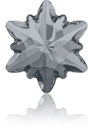 Swarovski 4753 MM 18,0 CRYSTAL SILVNIGHT(24pcs)