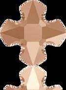 Swarovski Fancy Stone 4784 MM 8,0 CRYSTAL ROSE GOLD F(144pcs)