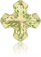 Swarovski Fancy Stone 4784 MM 14,0 CRYSTAL LUMINGREEN F(72pcs)