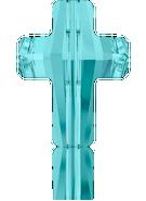Swarovski 5378 MM 18,0 LIGHT TURQUOISE(48pcs)