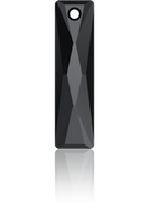 Swarovski 6465 MM 38,0X 10,0 JET(24pcs)