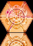 Swarovski Fancy Stone 4681 MM 14,0 CRYSTAL ASTRALPINK F(72pcs)