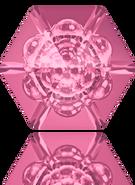 Swarovski Fancy Stone 4681 MM 14,0 ROSE F(72pcs)