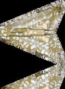 Swarovski 5748 MM 12,0 CRYSTAL GOLD-PAT(72pcs)