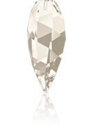 Swarovski Pendant 6540 MM 20,0 CRYSTAL SILVSHADE(48pcs)