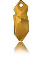 Swarovski Pendant 6913 MM 28,0 CRYSTAL DORADO(15pcs)