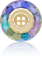 Swarovski Button 3008 MM 12,0 CRYSTAL PARADSH F(48pcs)