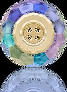 Swarovski Button 3008 MM 14,0 CRYSTAL PARADSH F(36pcs)