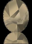 Swarovski Fancy Stone 4921 MM 29,0X 22,5 CRYSTAL METLGTGOLD F(8pcs)