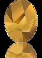 Swarovski Fancy Stone 4921 MM 29,0X 22,5 CRYSTAL DORADO F(8pcs)