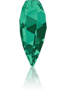 Swarovski Pendant 6540 MM 30,0 EMERALD(24pcs)