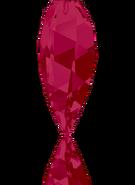 Swarovski Pendant 6540 MM 30,0 RUBY(24pcs)