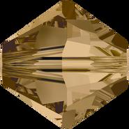 Swarovski Bead 5328 - 3mm, Crystal Bronze Shade (001 BRSH), 1440pcs