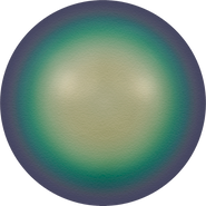 Swarovski Pearl 5818 MM 5,0 CRYSTAL SCARABAEUS GREEN PRL(500pcs)