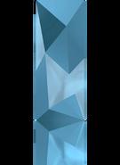 Swarovski Fancy Stone 4924 MM 23,0X 9,0 CRYSTAL MET.BLUE F T1160(20pcs)