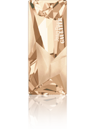 Swarovski Fancy Stone 4924 MM 29,0X 11,5 CRYSTAL GOL.SHADOW F T1161(12pcs)