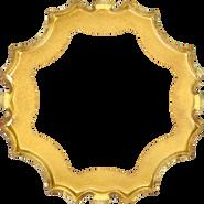 Swarovski Fancy Stone 4195/S MM 22,0 1P00CZ(6pcs)