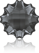 Swarovski Flat Back 2612 MM 14,0 CRYSTAL SILVNIGHT M HF(36pcs)