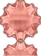 Swarovski Flat Back 2612 MM 14,0 BLUSH ROSE M HF(36pcs)